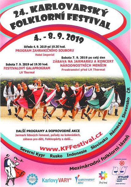 24. Karlovarský folklorní festival